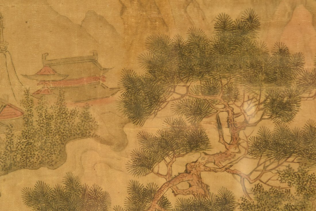 Chinese Landscape and Figural Painting - 4