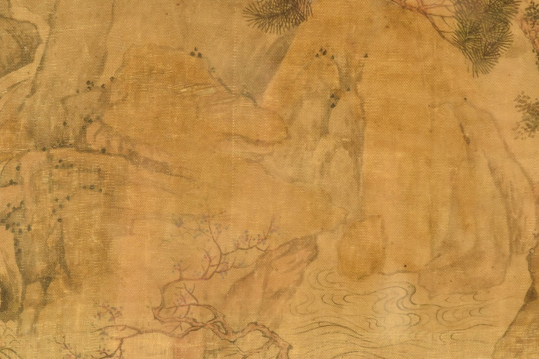 Chinese Landscape and Figural Painting - 5
