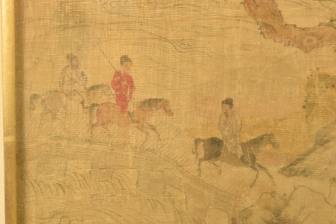 Chinese Landscape and Figural Painting - 6