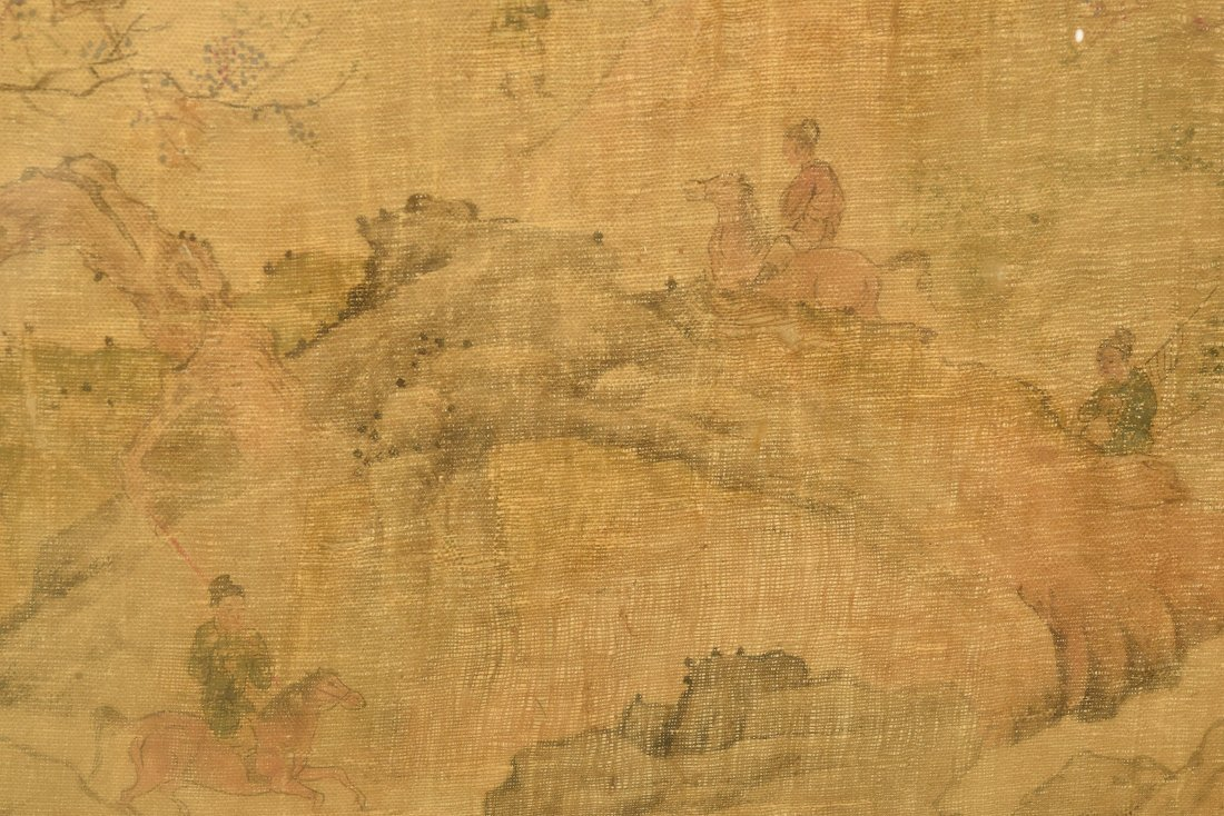 Chinese Landscape and Figural Painting - 7