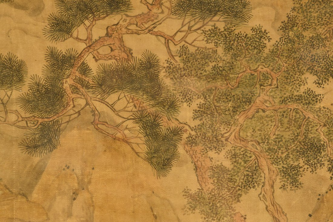 Chinese Landscape and Figural Painting - 8