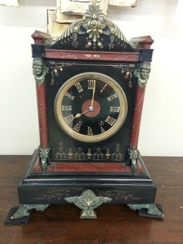 5: Antique Marble Clock