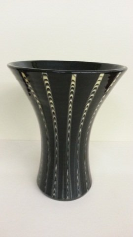 21: Signed Norway Vase