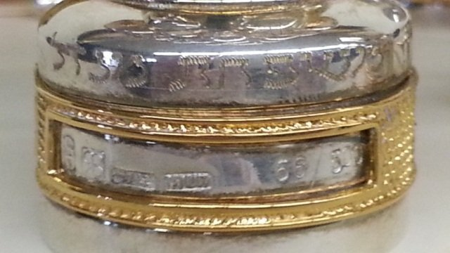 53: 8 pcs Judaica sterling silver artist signed - 7