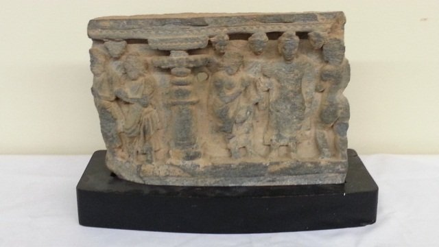 18: Stone Carving Early Greco-Roman