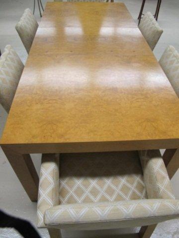 323: Milo Baughman for Thayer Coggin Dining Room Set - 2