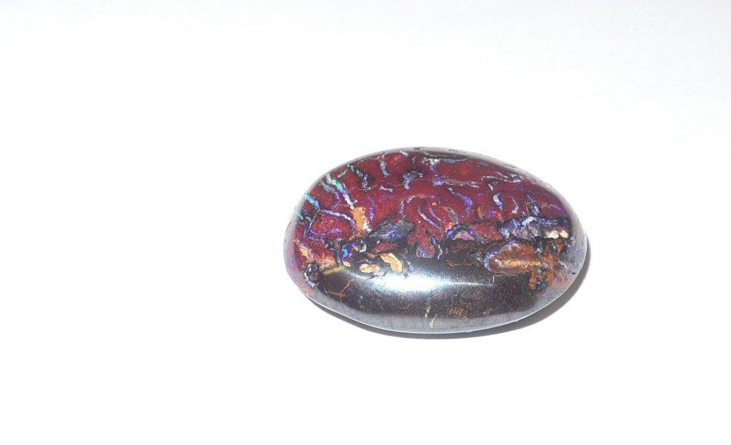 Australian solid stone, boulder opal