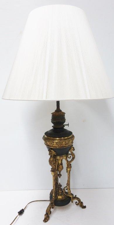 Matador Brennen bronze lamp