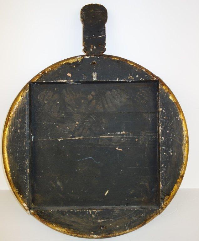 Large wood pocket watch display - 2