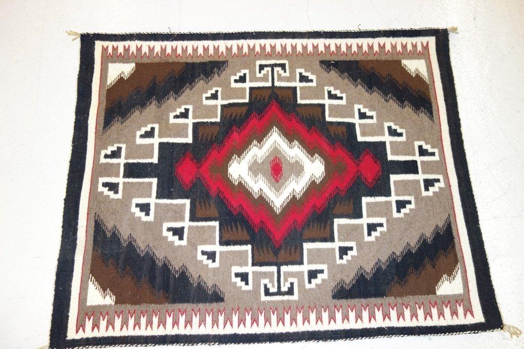 American Indian  wall hanging rug