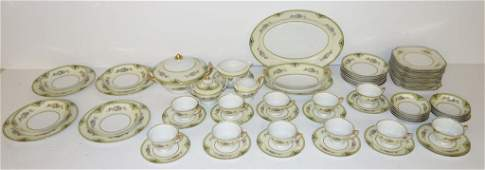 66 pieces Clarence dishes