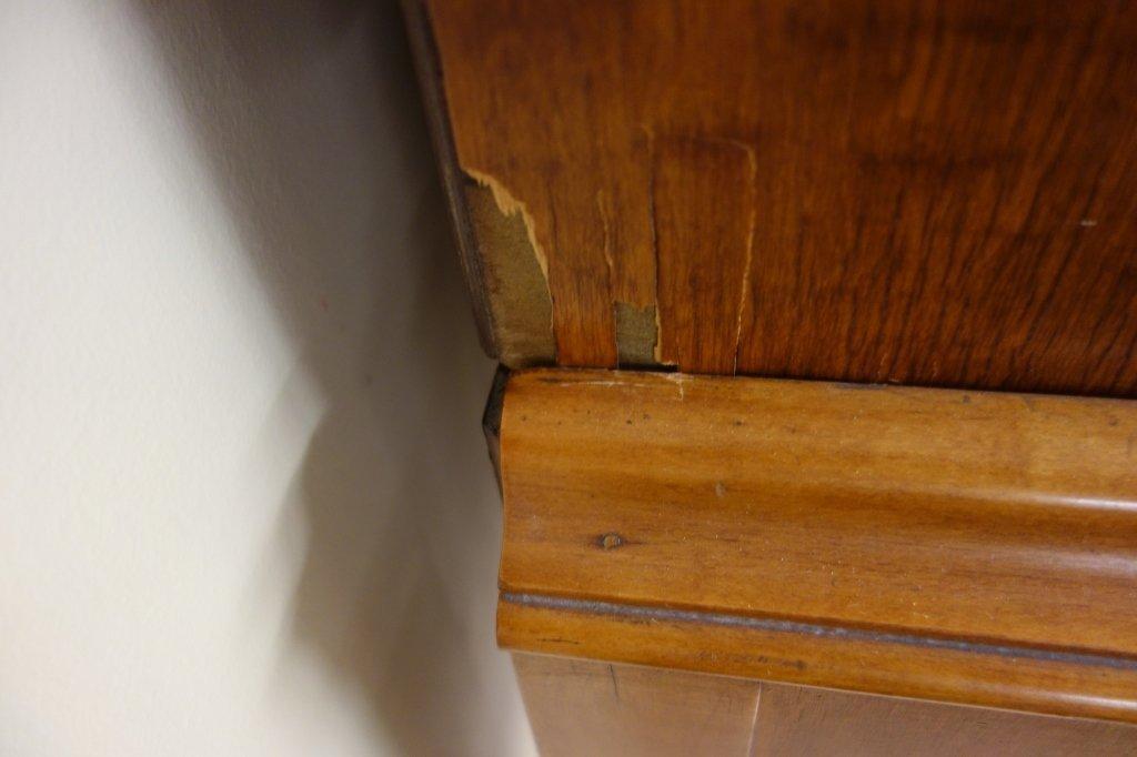 2 piece highboy dresser by Mayflower Colonial Shop - 4