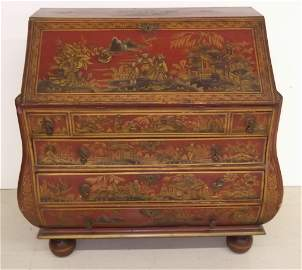 Oriental Bombay chest of drawers