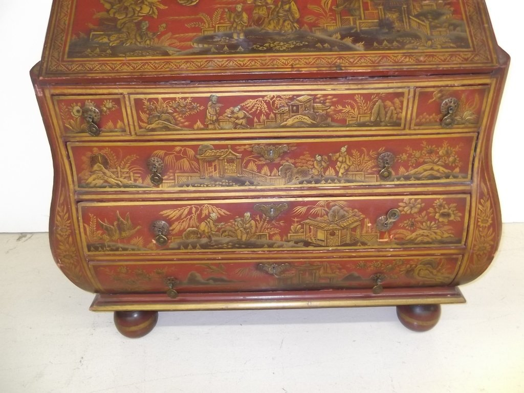Oriental Bombay chest of drawers - 3