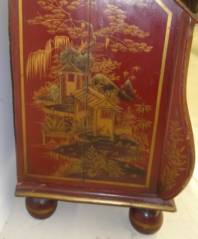 Oriental Bombay chest of drawers - 5