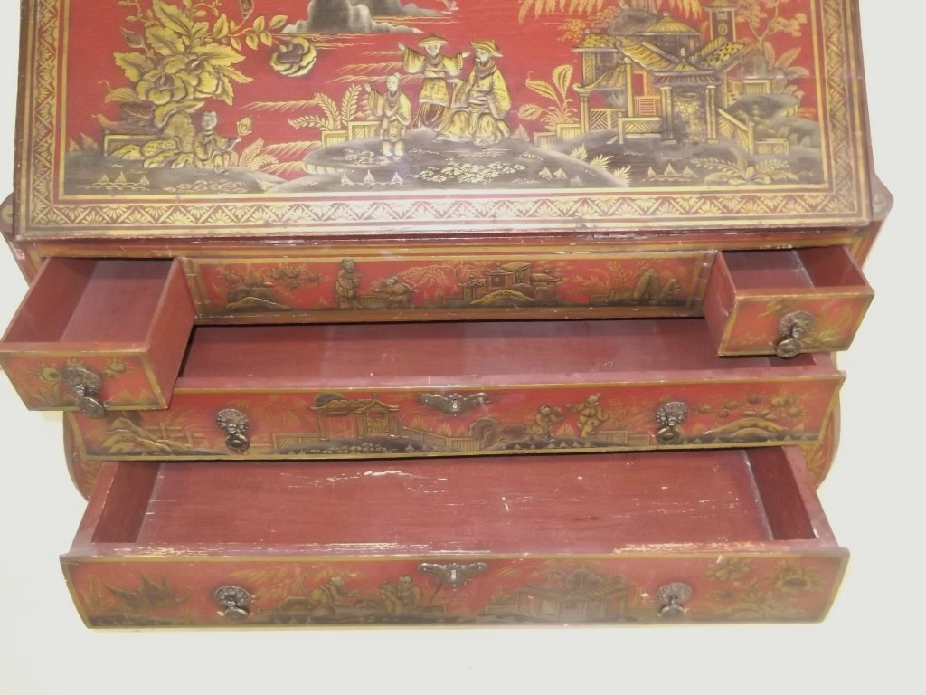 Oriental Bombay chest of drawers - 6