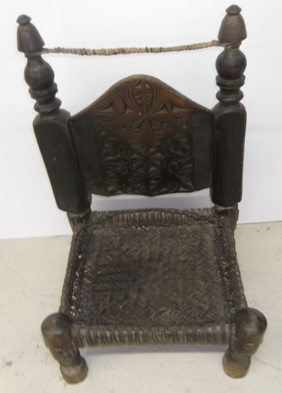 African seat