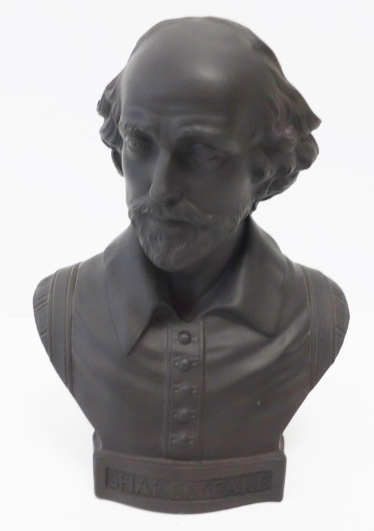 Wedgwood Shakespeare bust