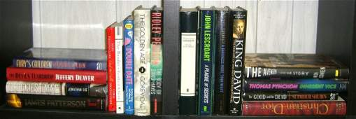 17 1st Edition Books