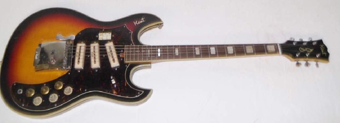Kent electric guitar