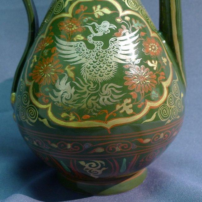 A Chinese Export Antique Porcelain Teapot - 10