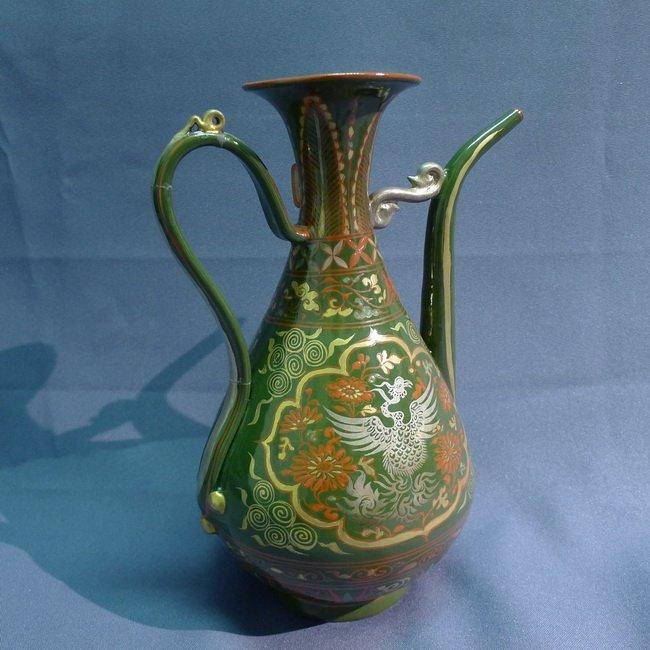 A Chinese Export Antique Porcelain Teapot - 2