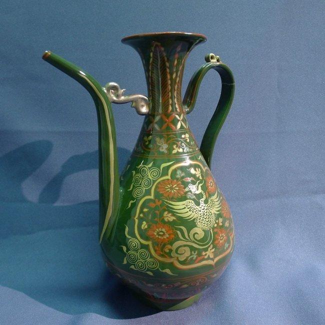 A Chinese Export Antique Porcelain Teapot - 3