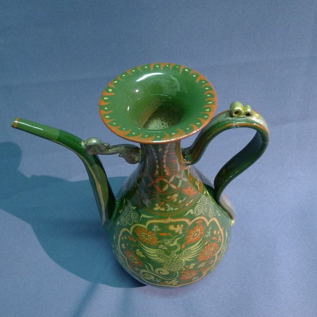 A Chinese Export Antique Porcelain Teapot - 6