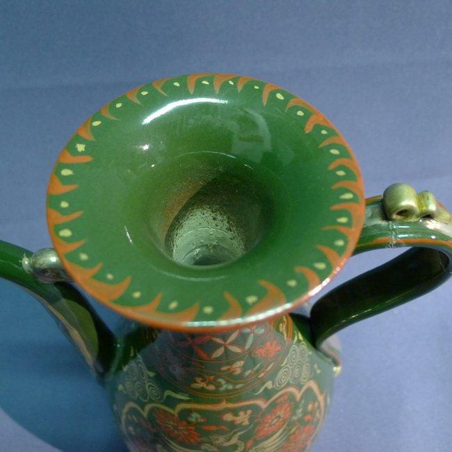A Chinese Export Antique Porcelain Teapot - 7