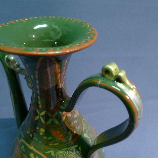 A Chinese Export Antique Porcelain Teapot - 8