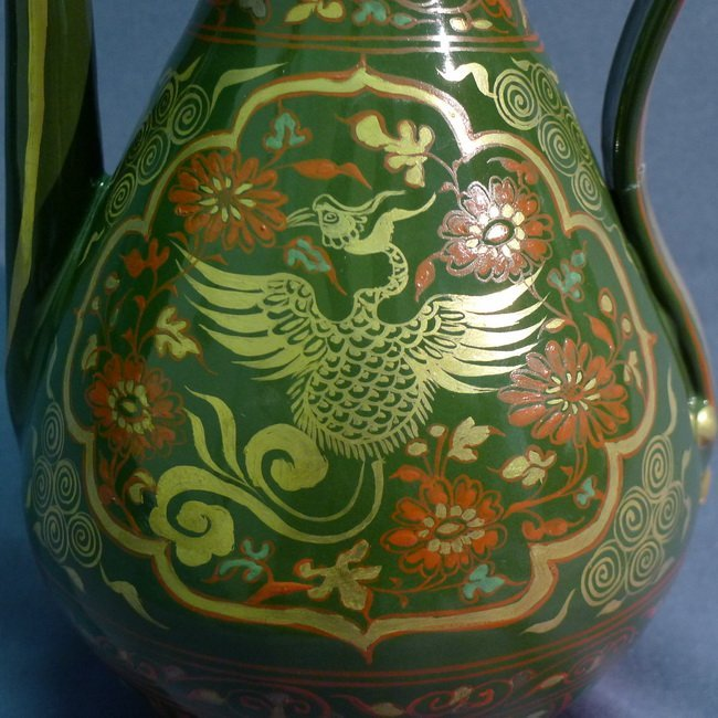 A Chinese Export Antique Porcelain Teapot - 9