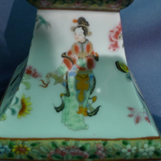 A ChiGuang Cai waist square bottle - 10