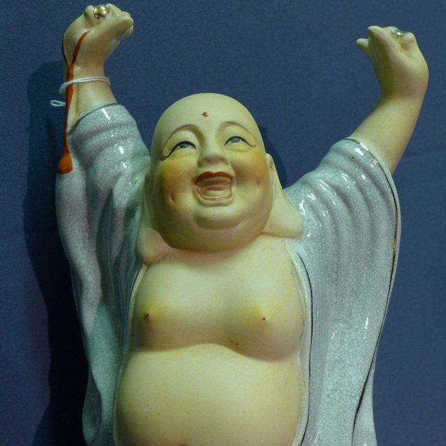 A Chinese GeYao Buddha - 5