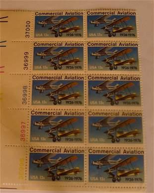 U.S. Postage Stamps.