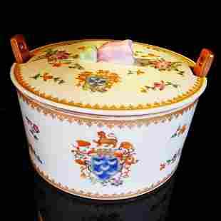 19th century Chinese export porcelain European