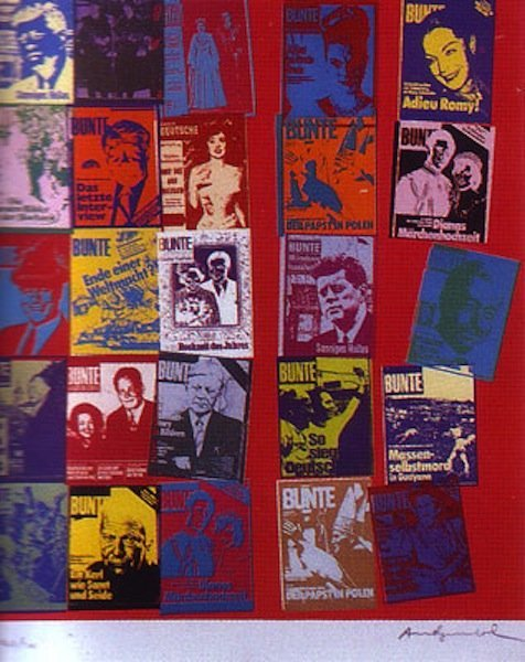 "15: Andy Warhol, ""Magazine and History"""