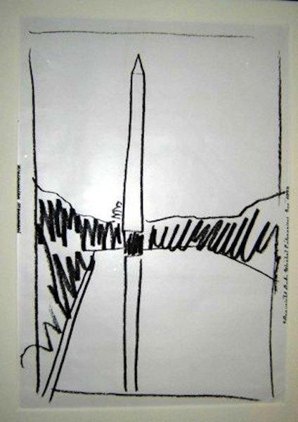 "21: Andy Warhol, ""Washington Monument"""