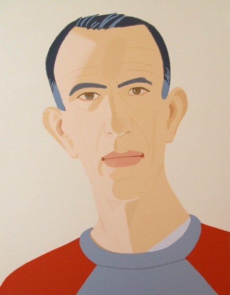 "29: Alex Katz, ""Sweatshirt"""
