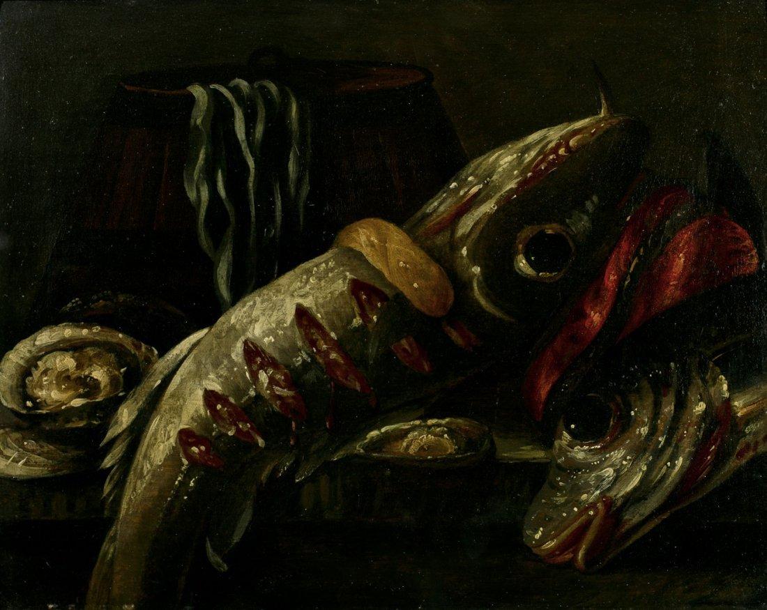 ABRAHAM HENDRICKSZ VAN BEYEREN, attr.