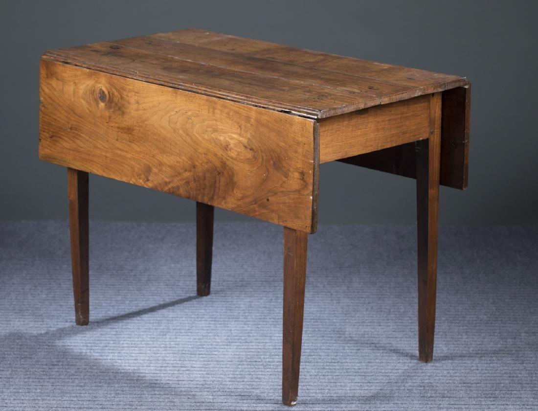 Sussex Co., Delaware Hepplewhite Pembroke Table.
