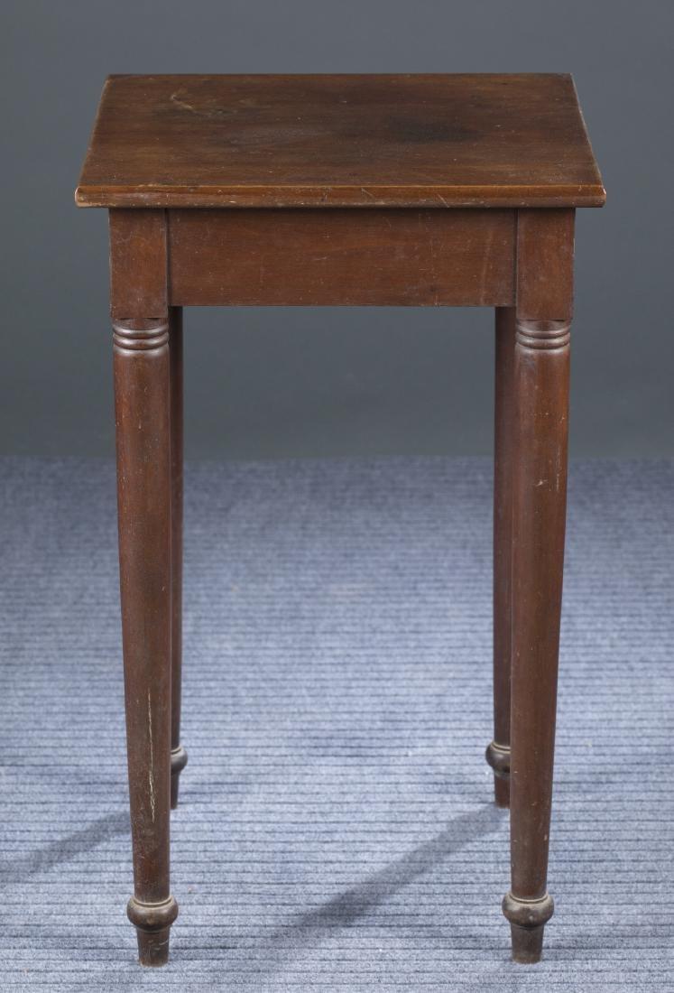 Petersburg, Virginia Sheraton Stand, c.1815.