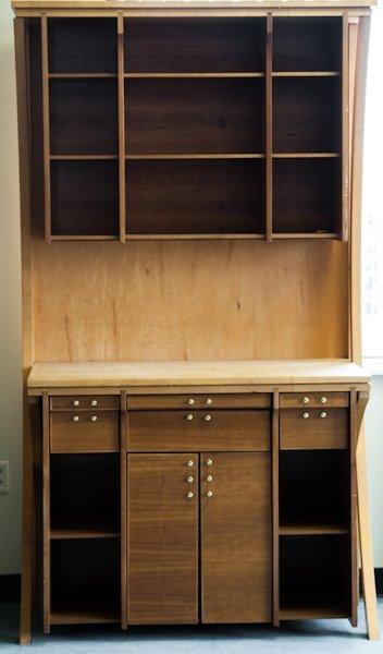 6: Beautifully Crafted Handmade Modern Desk.