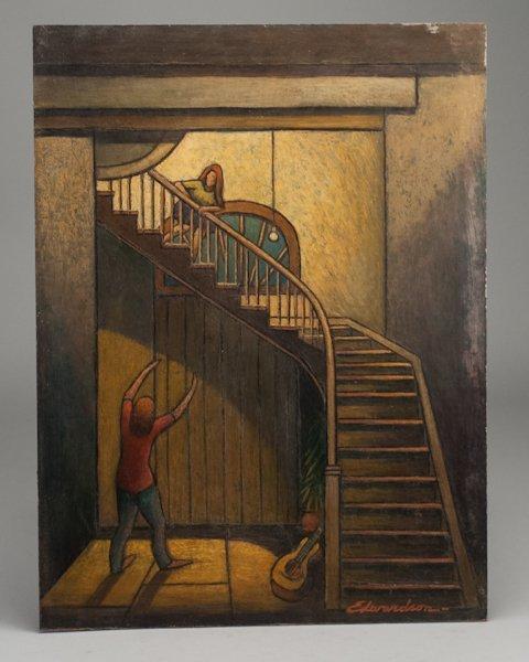 "10: Laurence Christie Edwardson, (1904-1995), ""Romeo an"