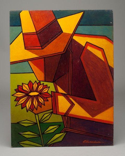 "13: Laurence Christie Edwardson, (1904-1995), ""Wisdom i"