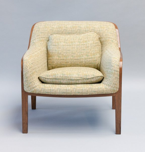 20: Knoll Lounge Chair 1315 by Bill Stephens.
