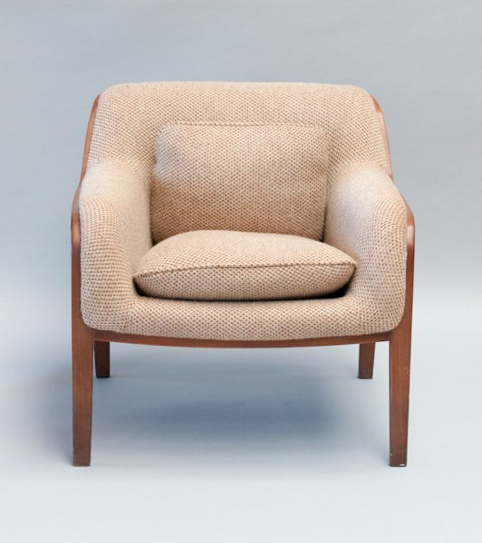 21: Knoll Lounge Chair 1315 by Bill Stephens.