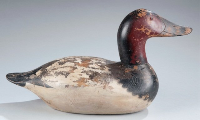 22: Oversized Mason Premier Grade Duck Decoy