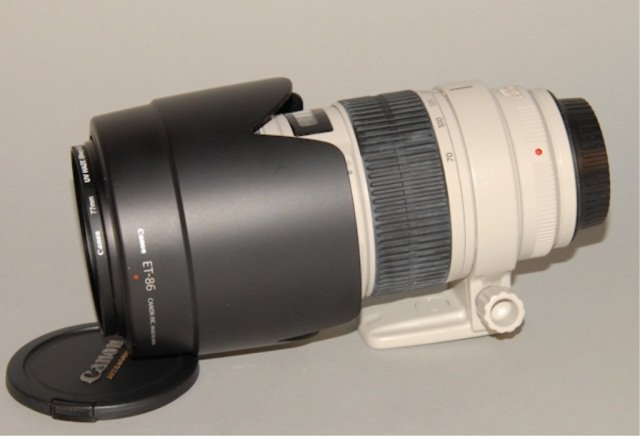 1064: Canon Ultrasonic 70-200mm Lens