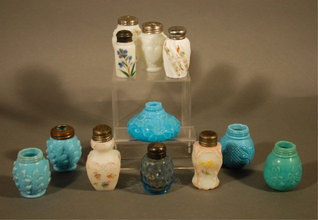 2: A Mixed Lot of Twelve Salt and Pepper Shakers