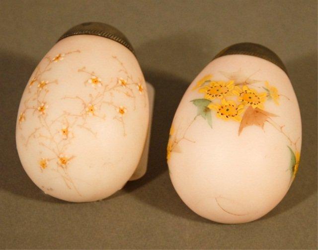 4: Mt Washington Flat Side Egg Shakers